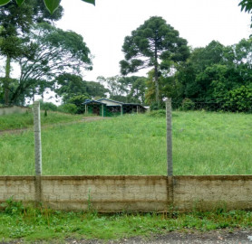 TERRENO 4000 m² FAZENDA RIO GRANDE