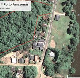 ÓTIMO TERRENO 32.000 m² PORTO AMAZONAS
